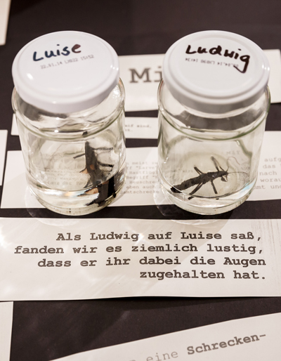 Ludwig&Luise, Foto: Christian Rudat, (c) Roter Fleck Verlag